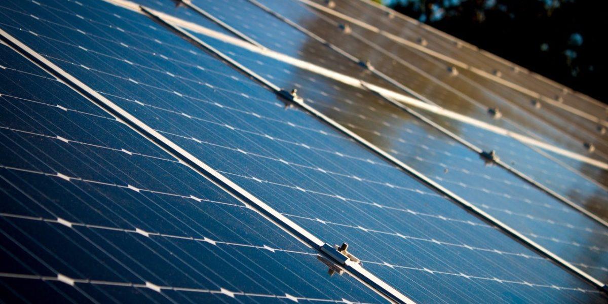 panneaux solaires cellules