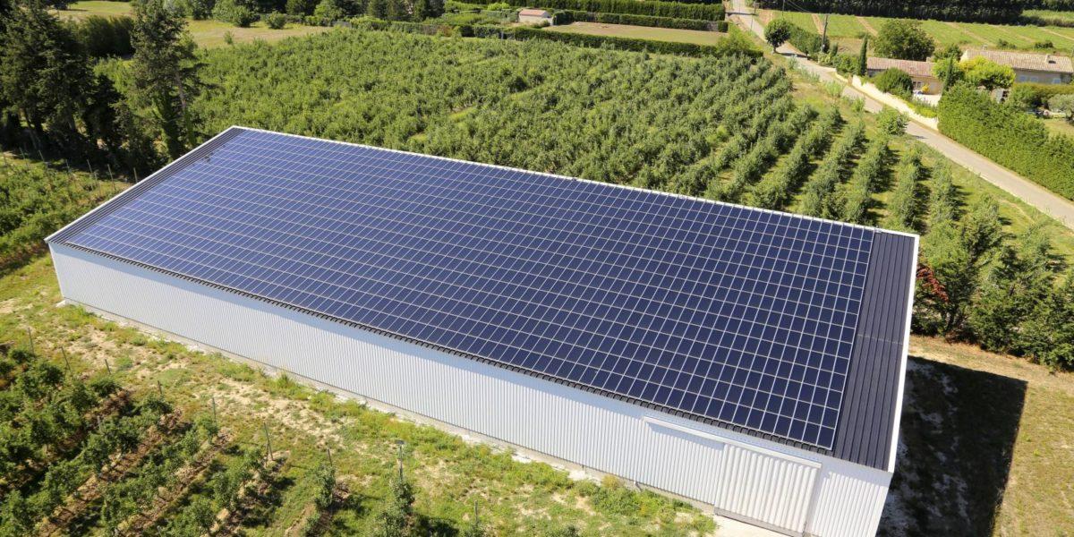 photovoltaïque agricole