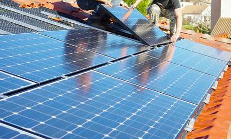 références panneau solaire